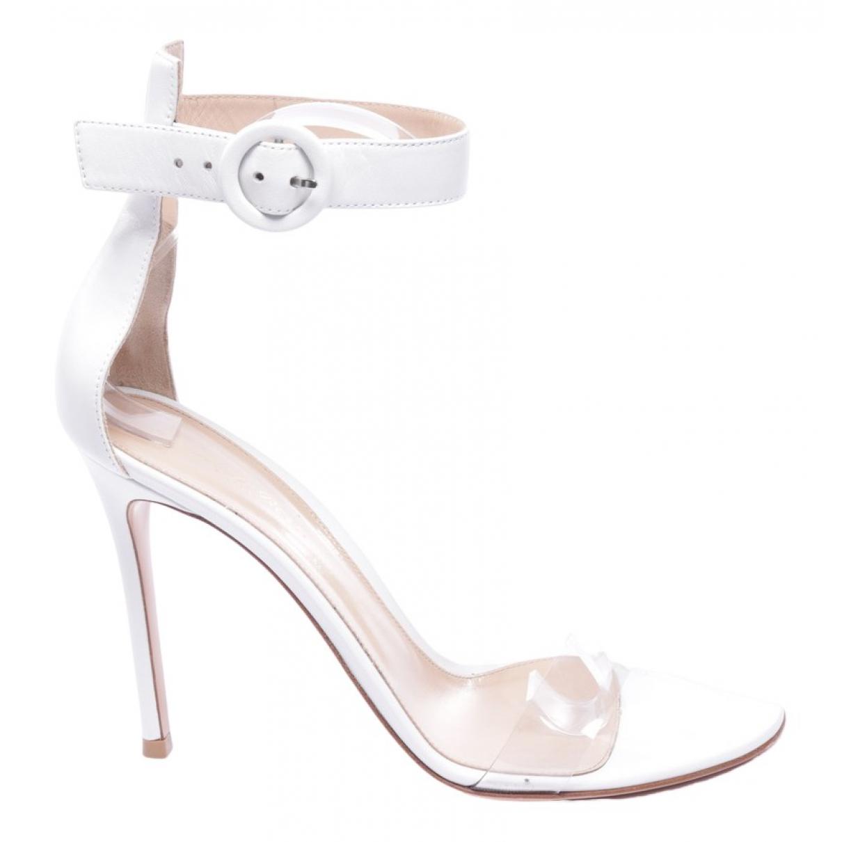 Sandalias de Cuero Gianvito Rossi
