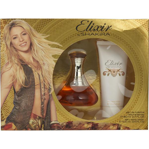 Elixir - Shakira Geschenkbox 80 ML