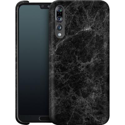 Huawei P20 Pro Smartphone Huelle - Black Marble von SONY