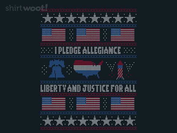Ugly Independence Sweater T Shirt
