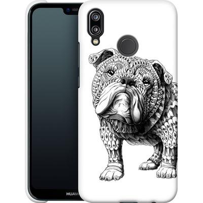 Huawei P20 Lite Smartphone Huelle - English Bulldog von BIOWORKZ