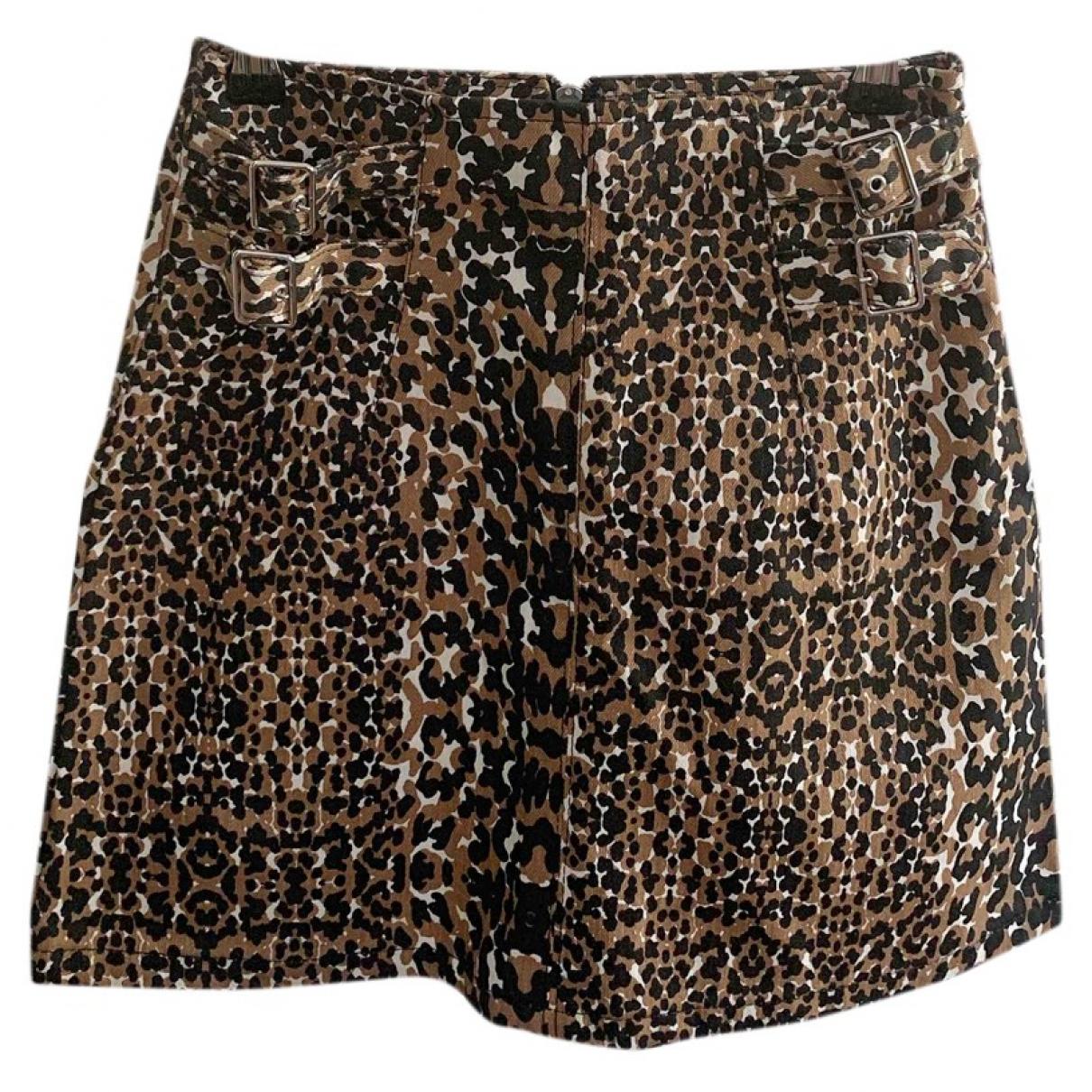 tophop N Multicolour Cotton skirt for Women 8 UK