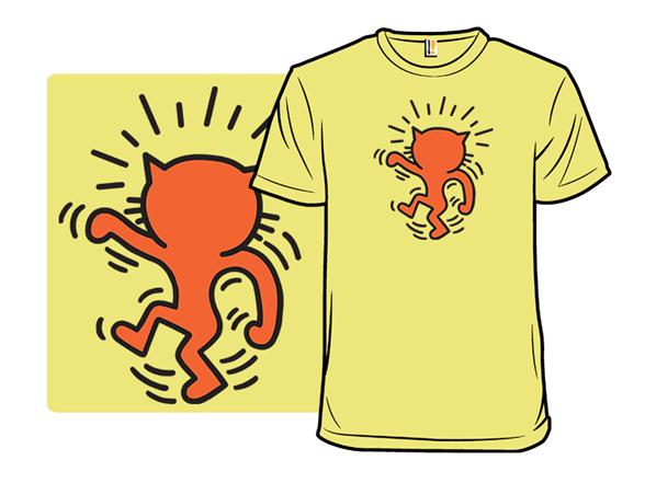 H Cat T Shirt