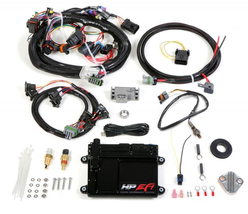 Holley EFI 550-604N HP ECU AND HARNESS, MPFI, NTK