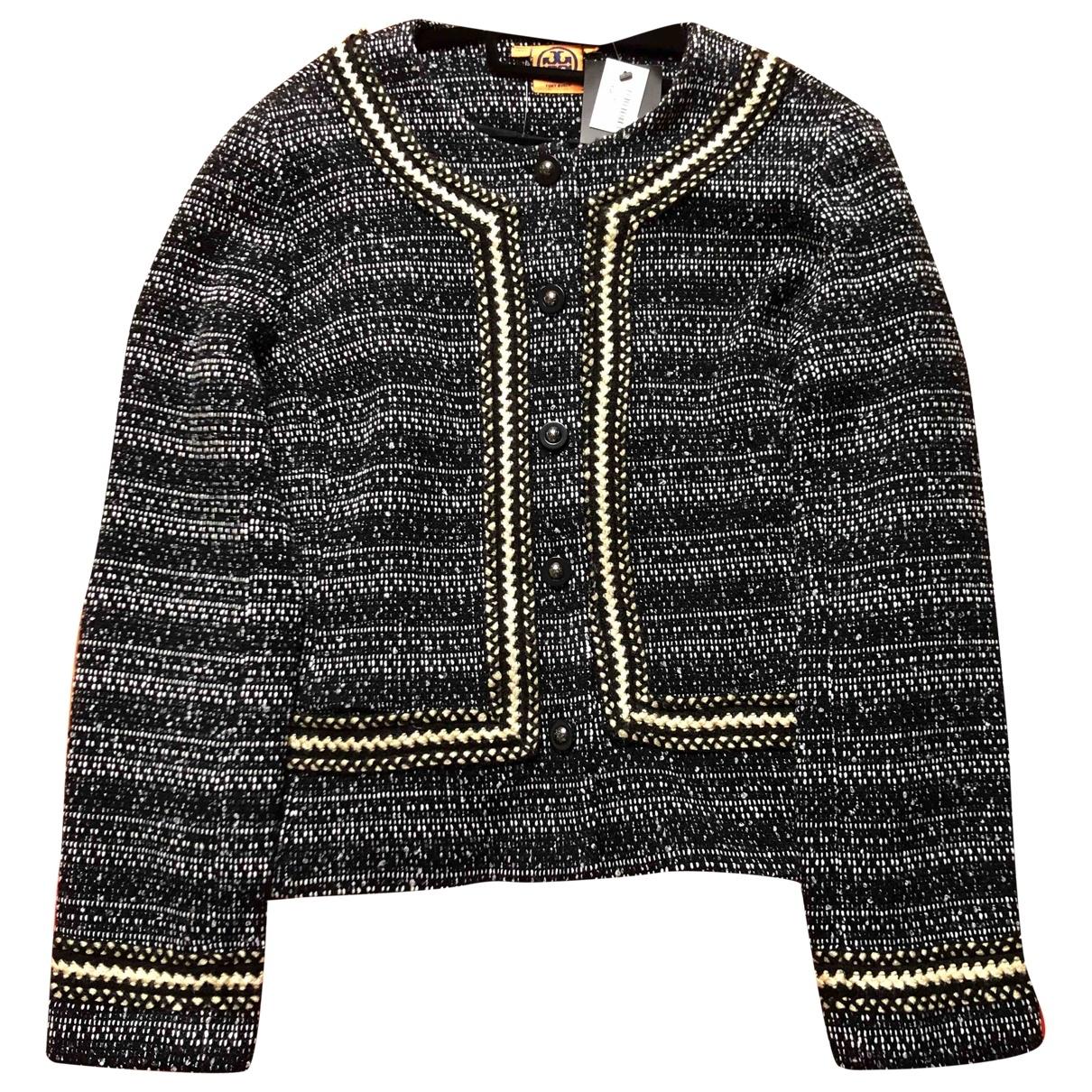 Tory Burch \N Multicolour Tweed jacket for Women XL International