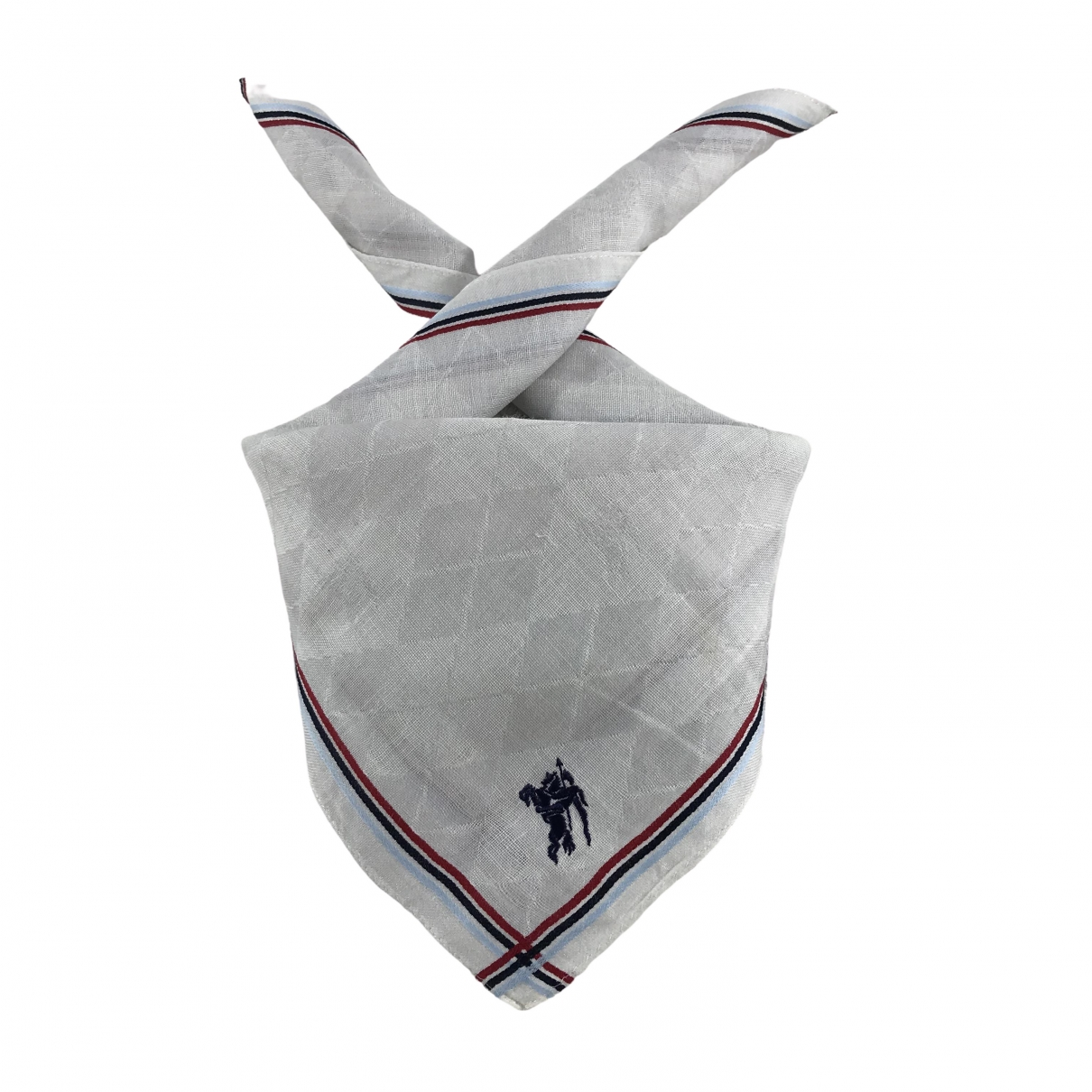 Burberry \N White Cotton scarf for Women \N