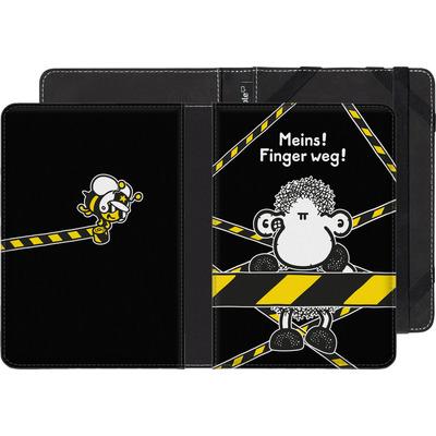 Kobo Aura eBook Reader Huelle - Finger Weg von Sheepworld