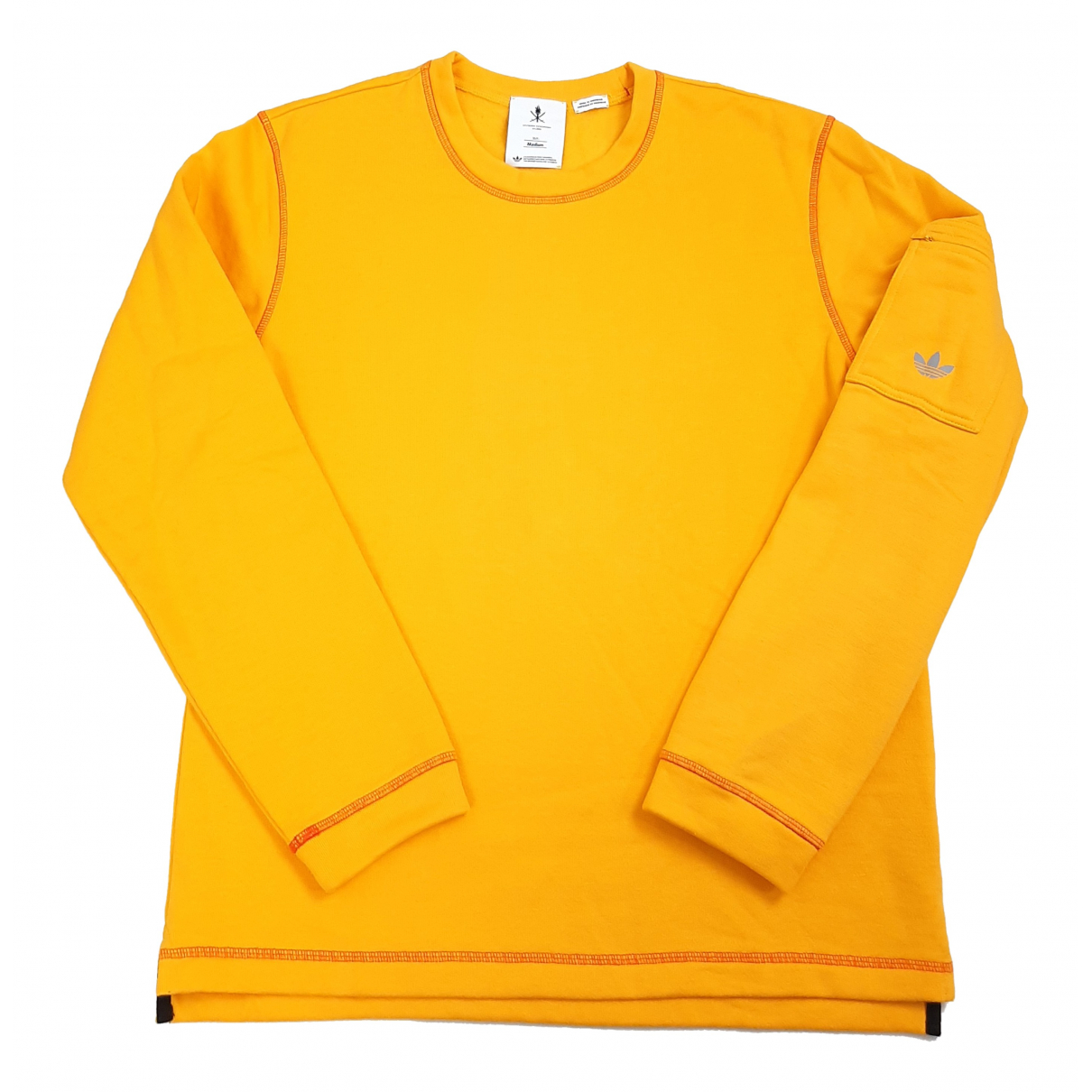 Adidas X Opening Ceremony - Pulls.Gilets.Sweats   pour homme - jaune