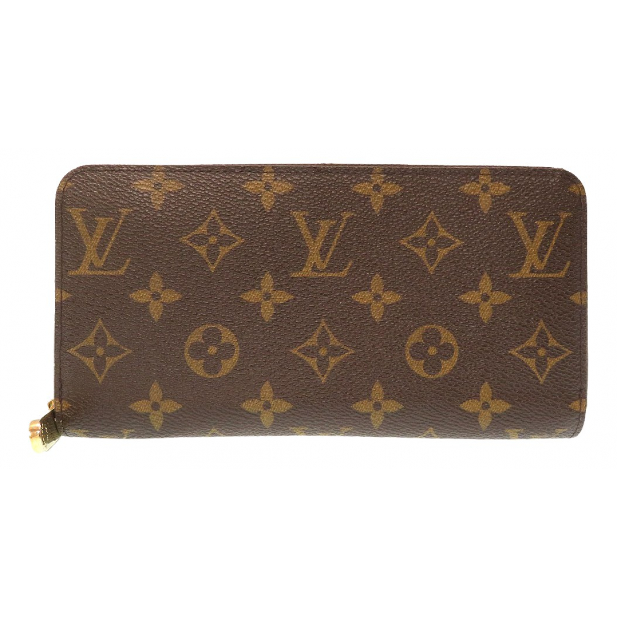 Cartera Zippy de Lona Louis Vuitton
