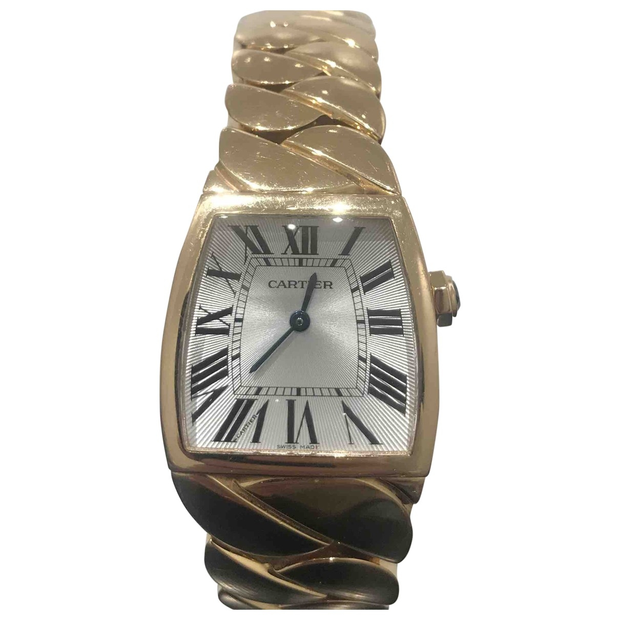 Cartier Dona Pink Pink gold watch for Women \N