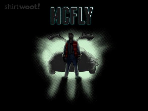 Mcfly T Shirt