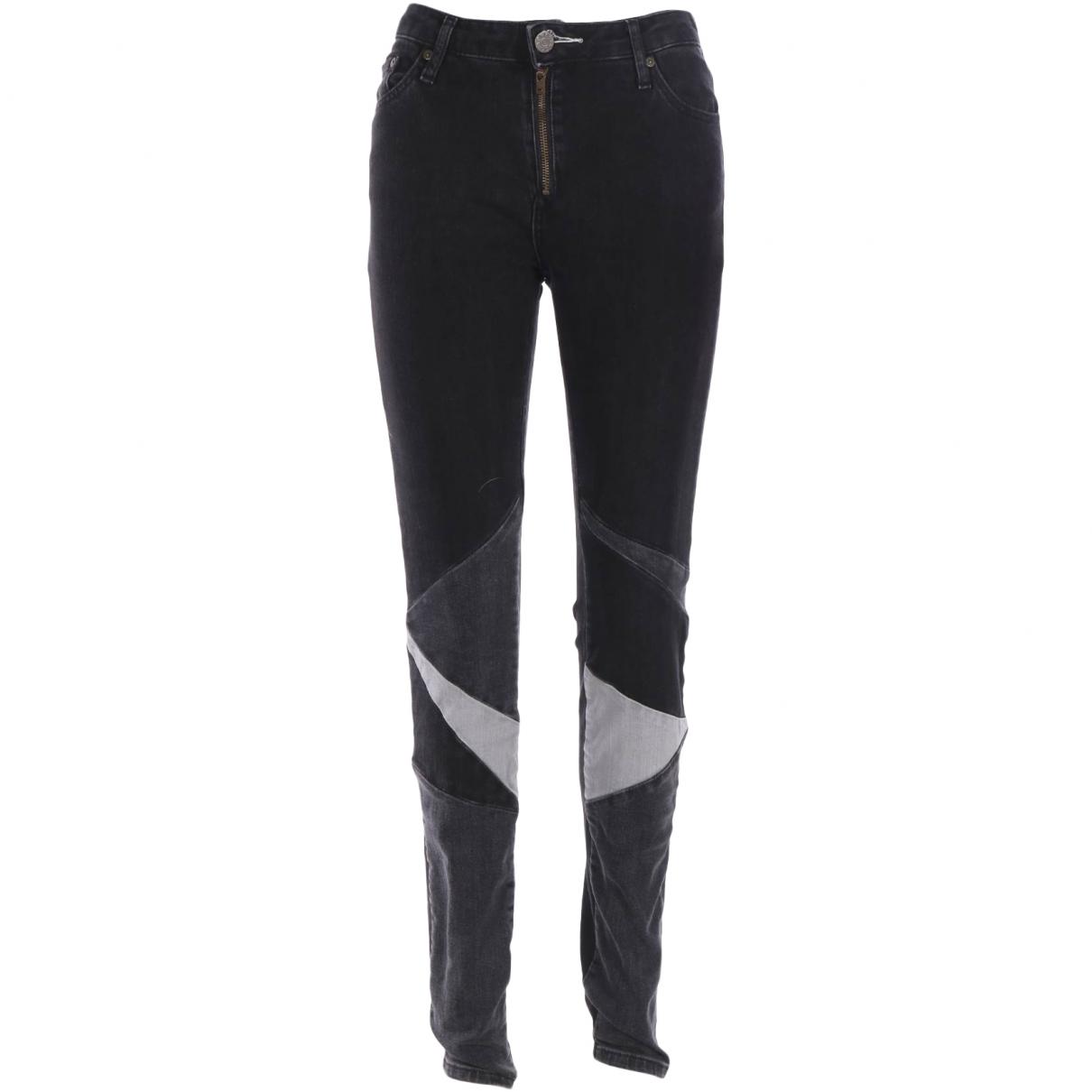 Acne Studios \N Multicolour Cotton - elasthane Jeans for Women 27 US