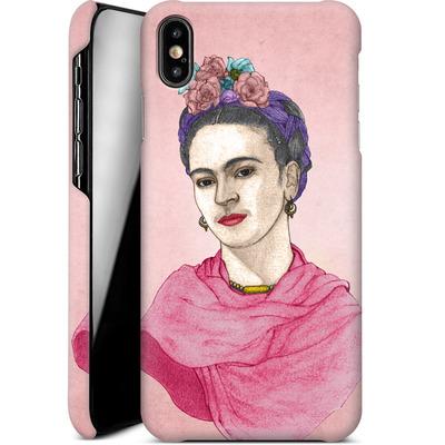 Apple iPhone XS Max Smartphone Huelle - Frida von Barruf