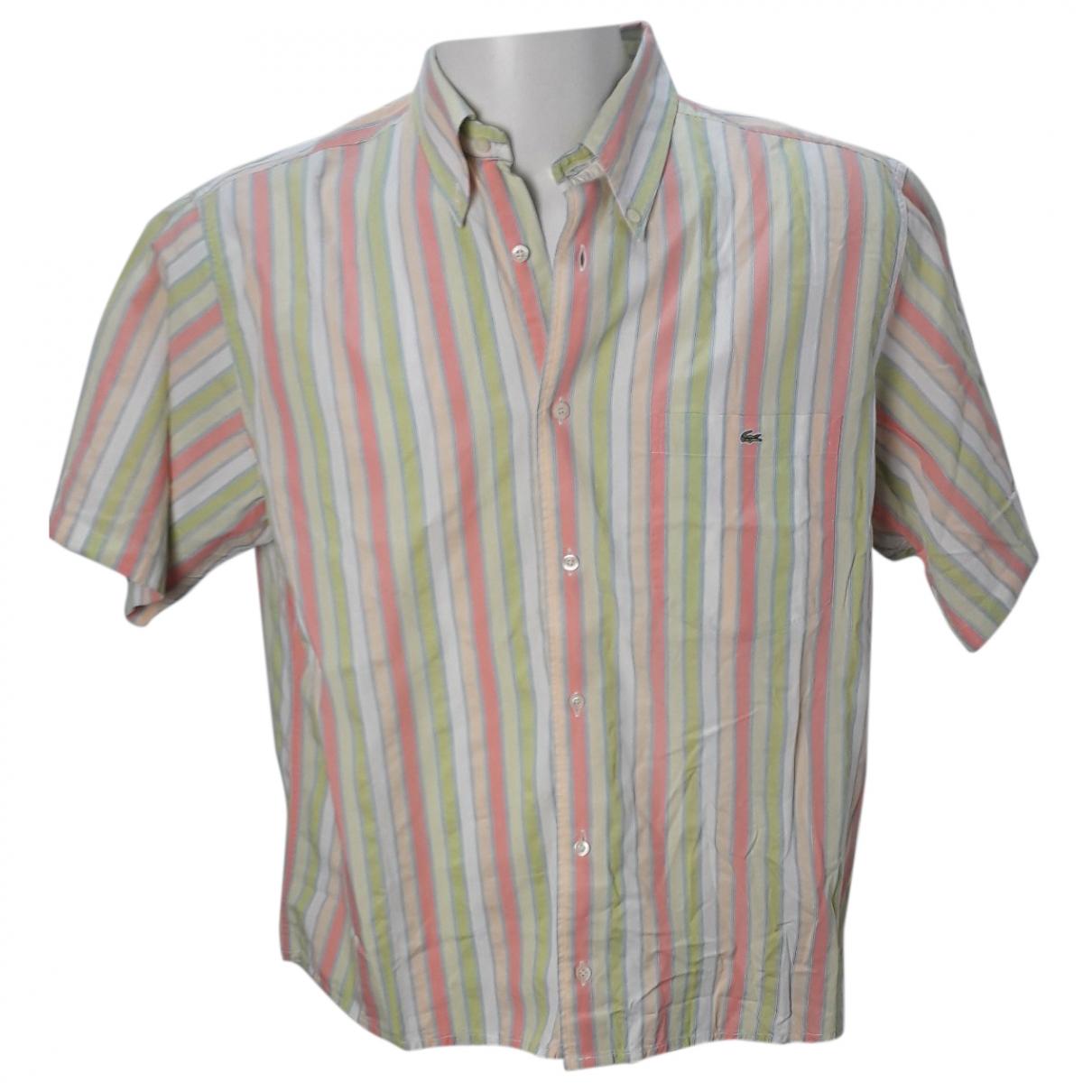 Lacoste \N Hemden in  Bunt Baumwolle