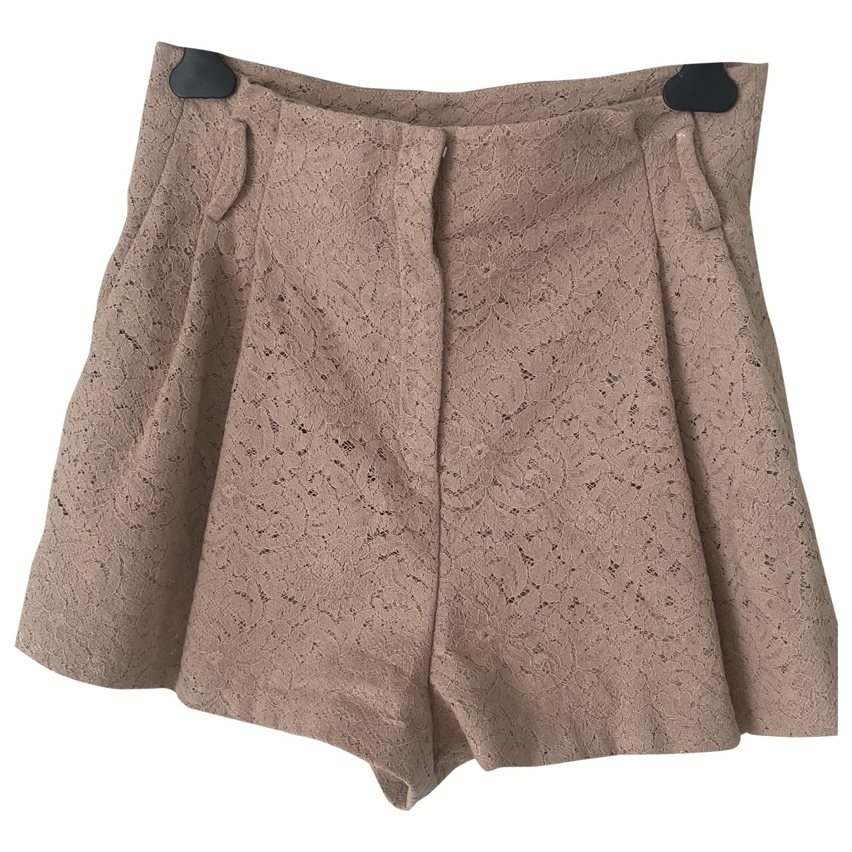 N°21 \N Shorts in  Beige Baumwolle