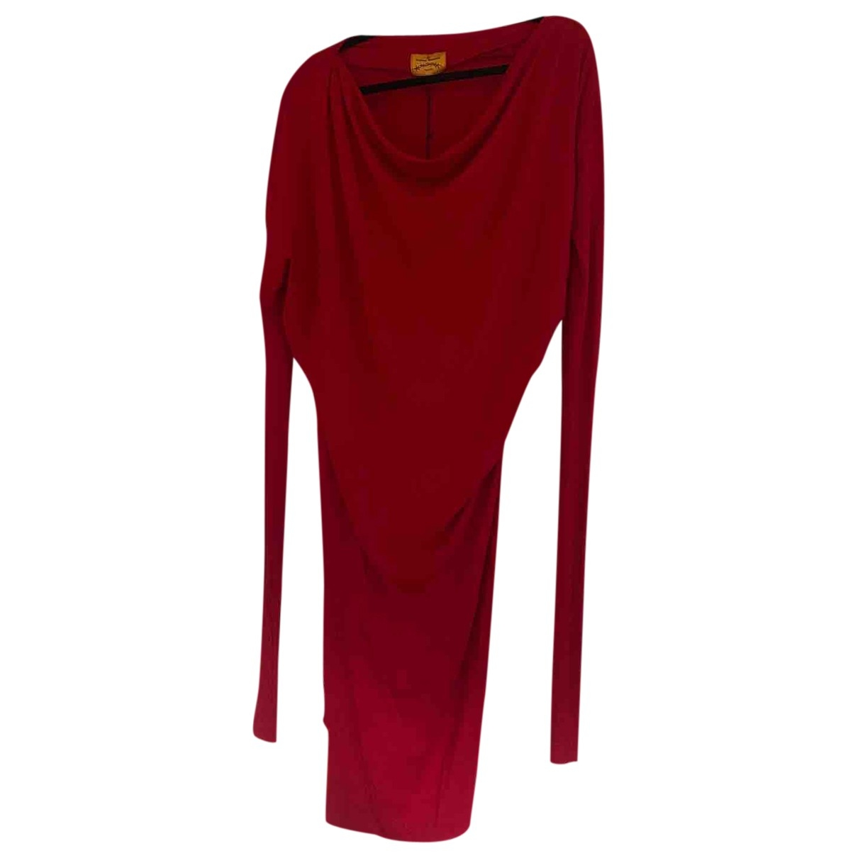 Vivienne Westwood Anglomania - Robe   pour femme - rouge