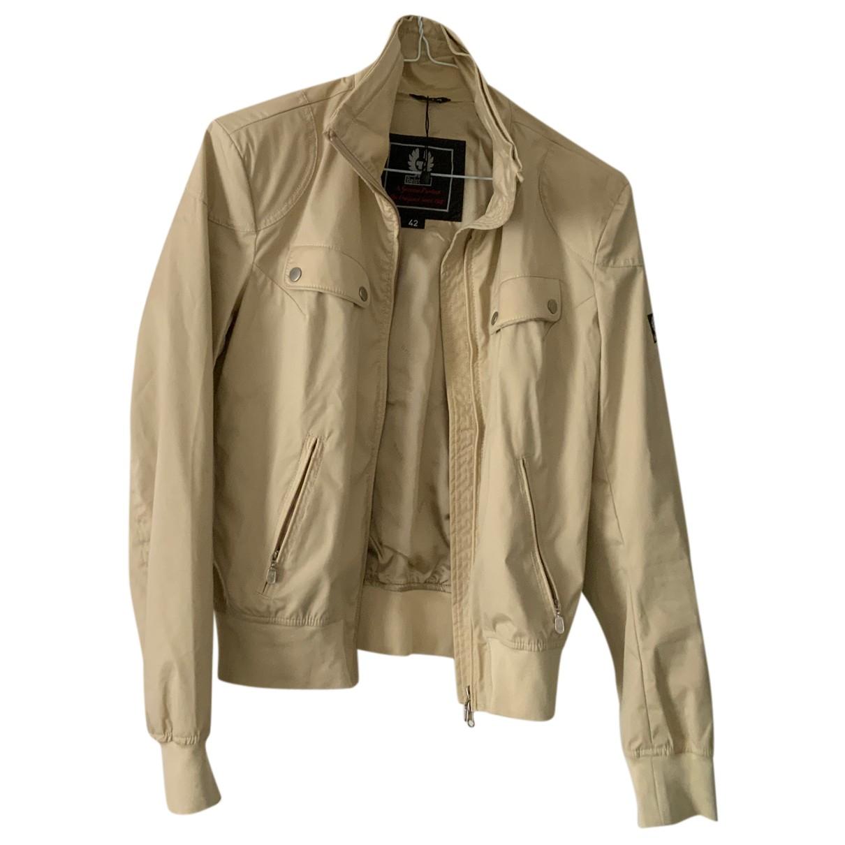 Belstaff N Beige jacket for Women 42 IT