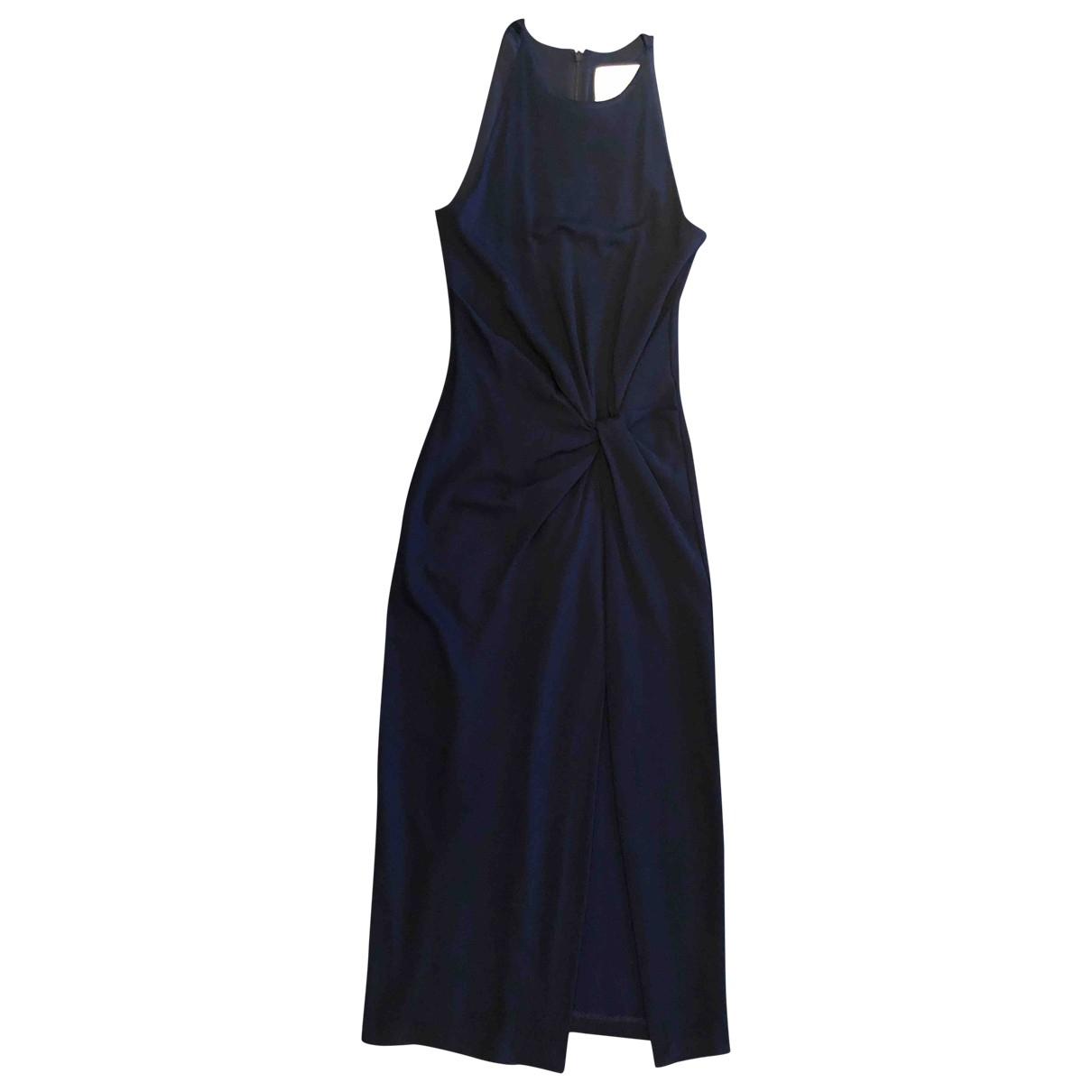 Dion Lee \N Kleid in  Blau Viskose