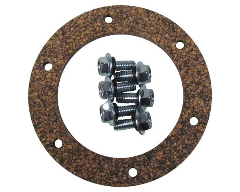 Holley 19-169 KIT 6 HOLE GASKET WITH 6 SCREWS