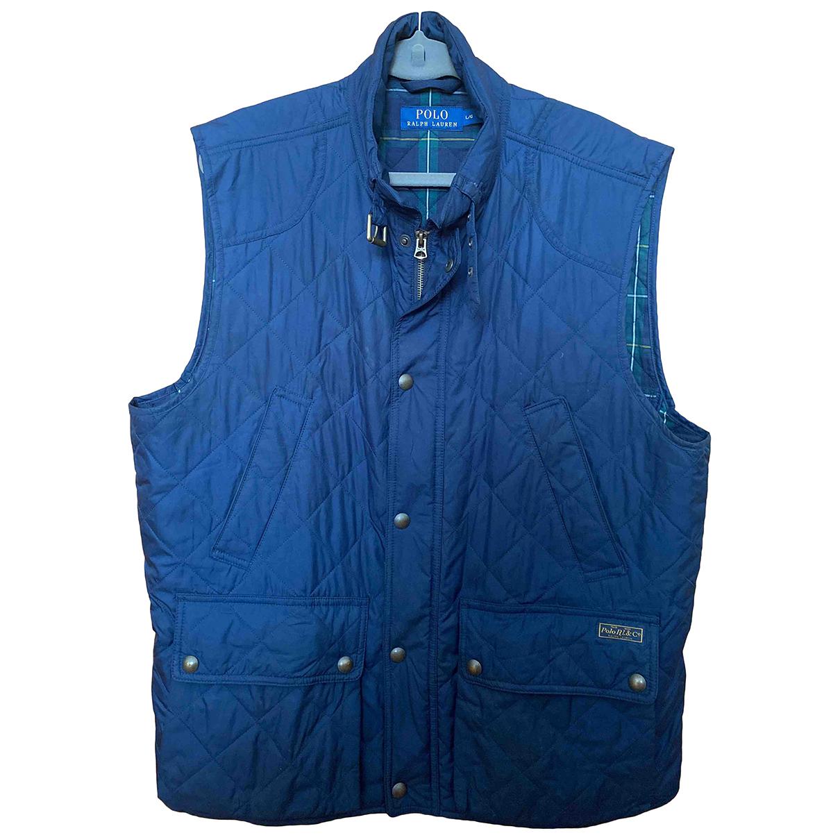 Polo Ralph Lauren - Vestes.Blousons   pour homme - bleu