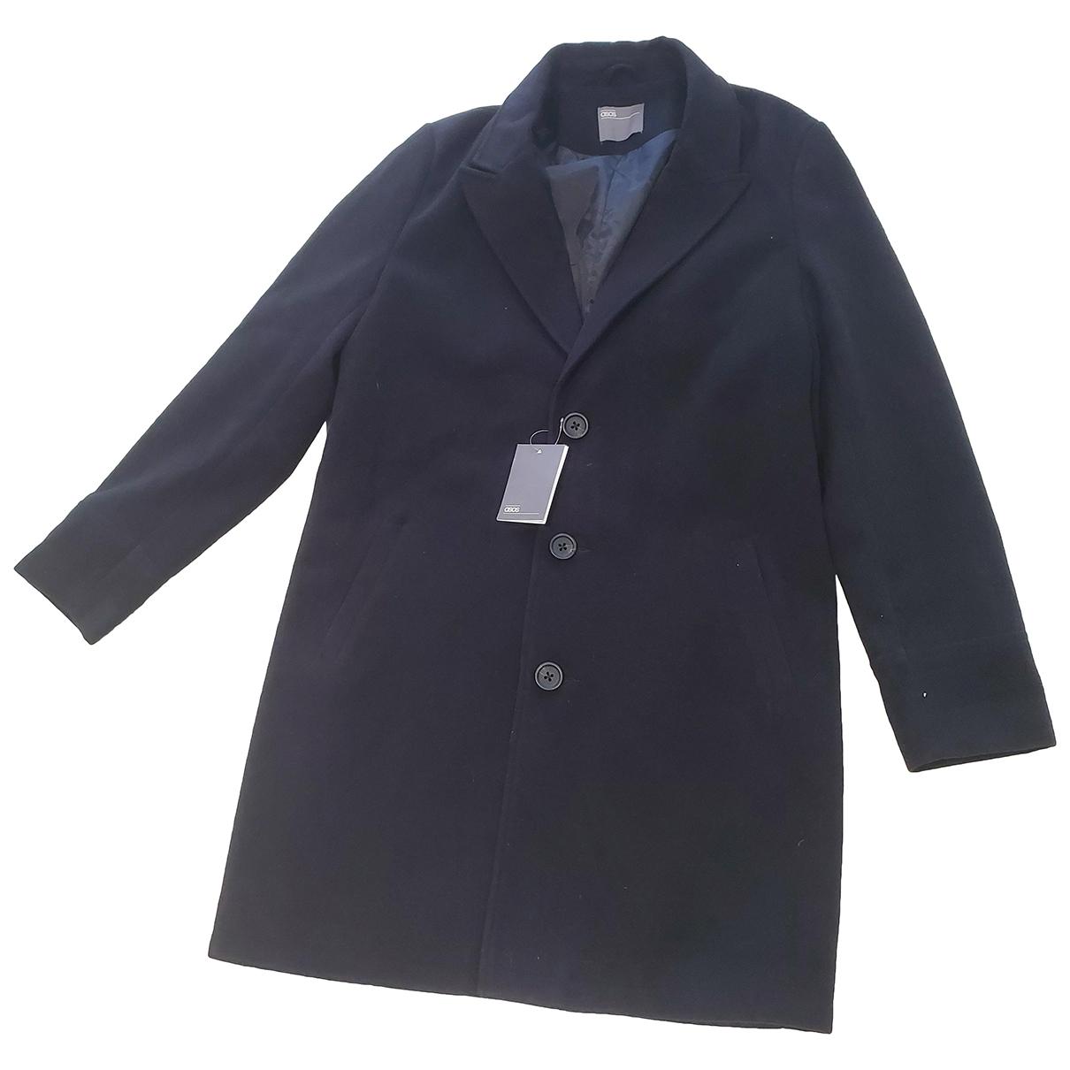 Asos - Manteau   pour femme - bleu
