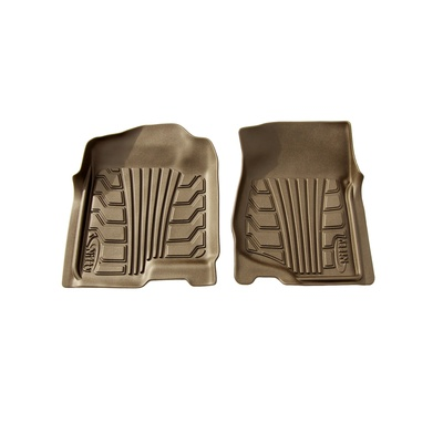 Nifty Catch-It Front Floor Mat (Tan) - 283113-T