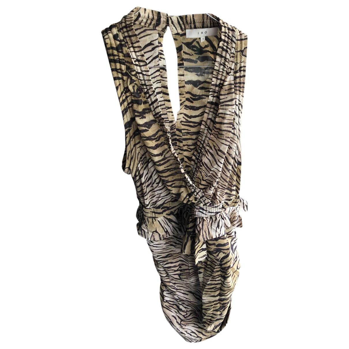 Iro - Robe   pour femme en soie