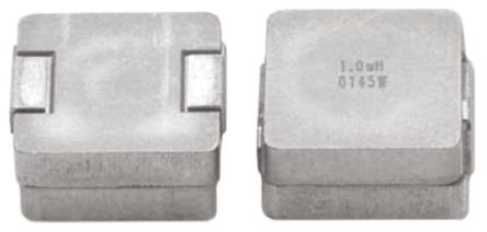 Vishay , IHLP, 5050 Shielded Wire-wound SMD Inductor with a Metal Composite Core, 3.3 μH ±20% Wire-Wound 18A Idc