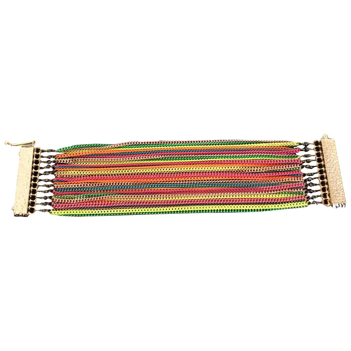 Rosantica \N Multicolour Metal bracelet for Women \N