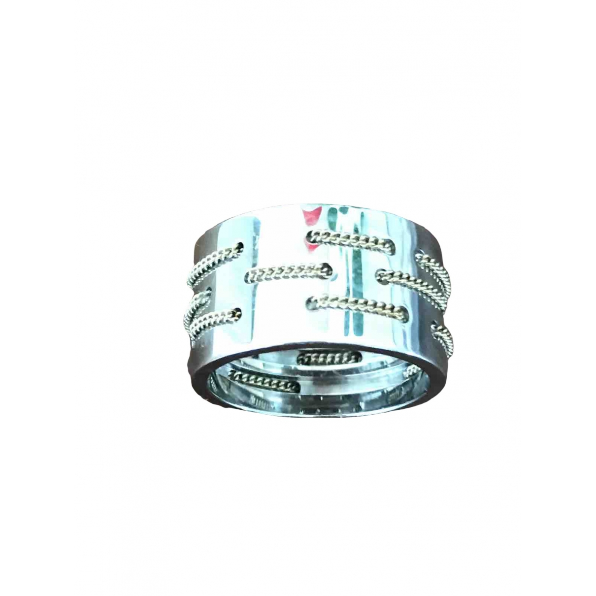 Swatch \N Ring in  Silber Stahl