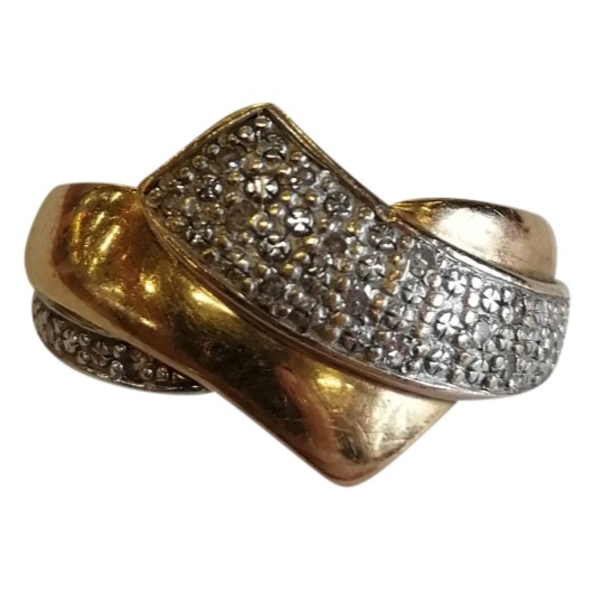 Non Signé / Unsigned \N Yellow Yellow gold ring for Women 50 MM