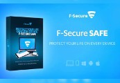 F-Secure SAFE Internet Security Key (3 Years / 1 Device)