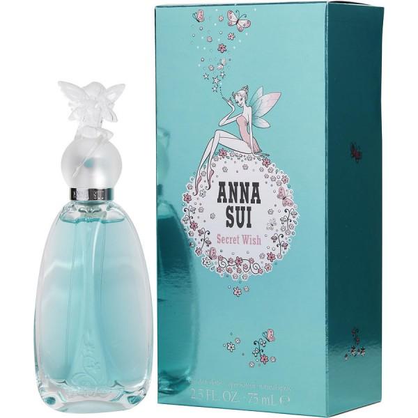 Secret Wish - Anna Sui Eau de Toilette Spray 75 ml