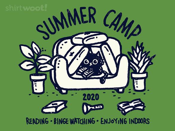 Summer Camp 2020 T Shirt