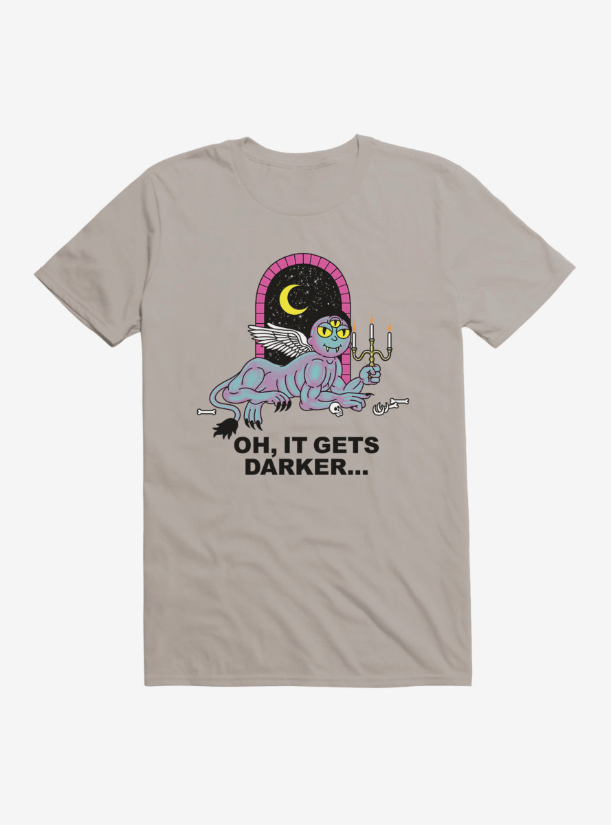 Rick And Morty Getting Darker T-Shirt