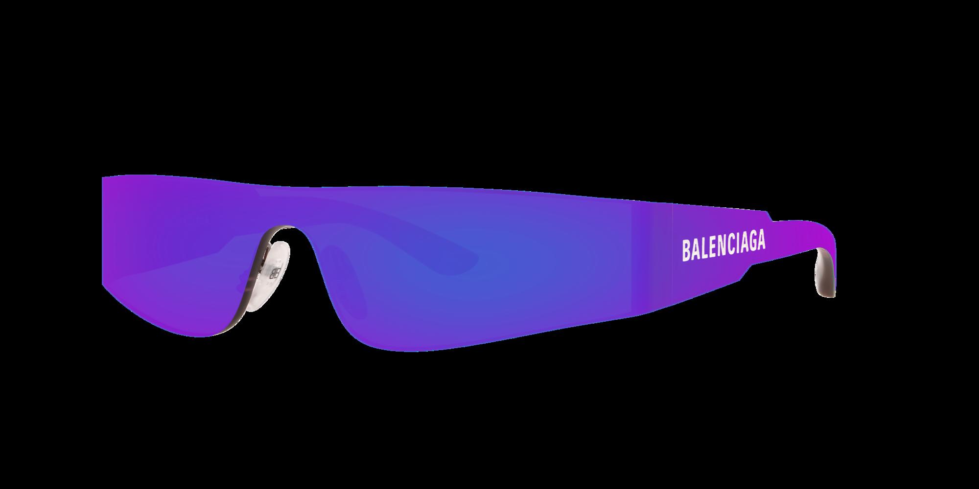 Balenciaga Unisex  6E000192 -  Frame color: Violett, Lens color: Violett