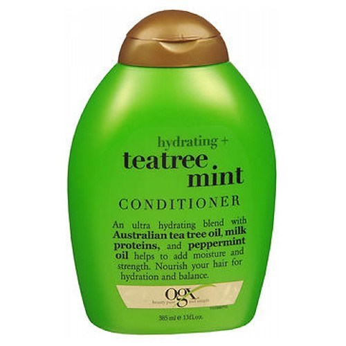 Organix Hydrating Conditioner Teatree Mint 13 oz by Organix