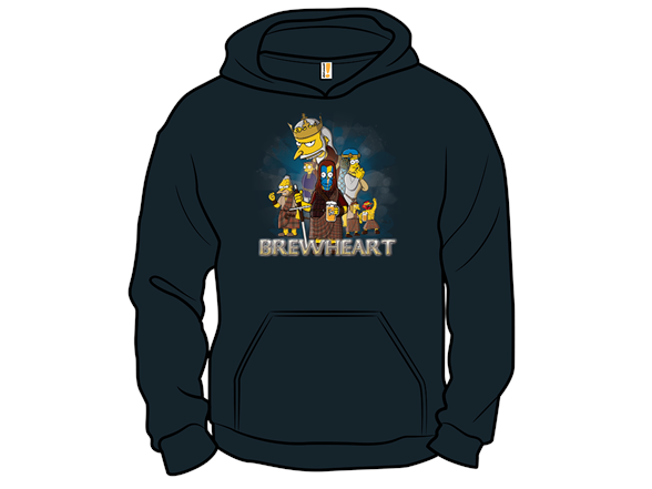 Brewheart T Shirt