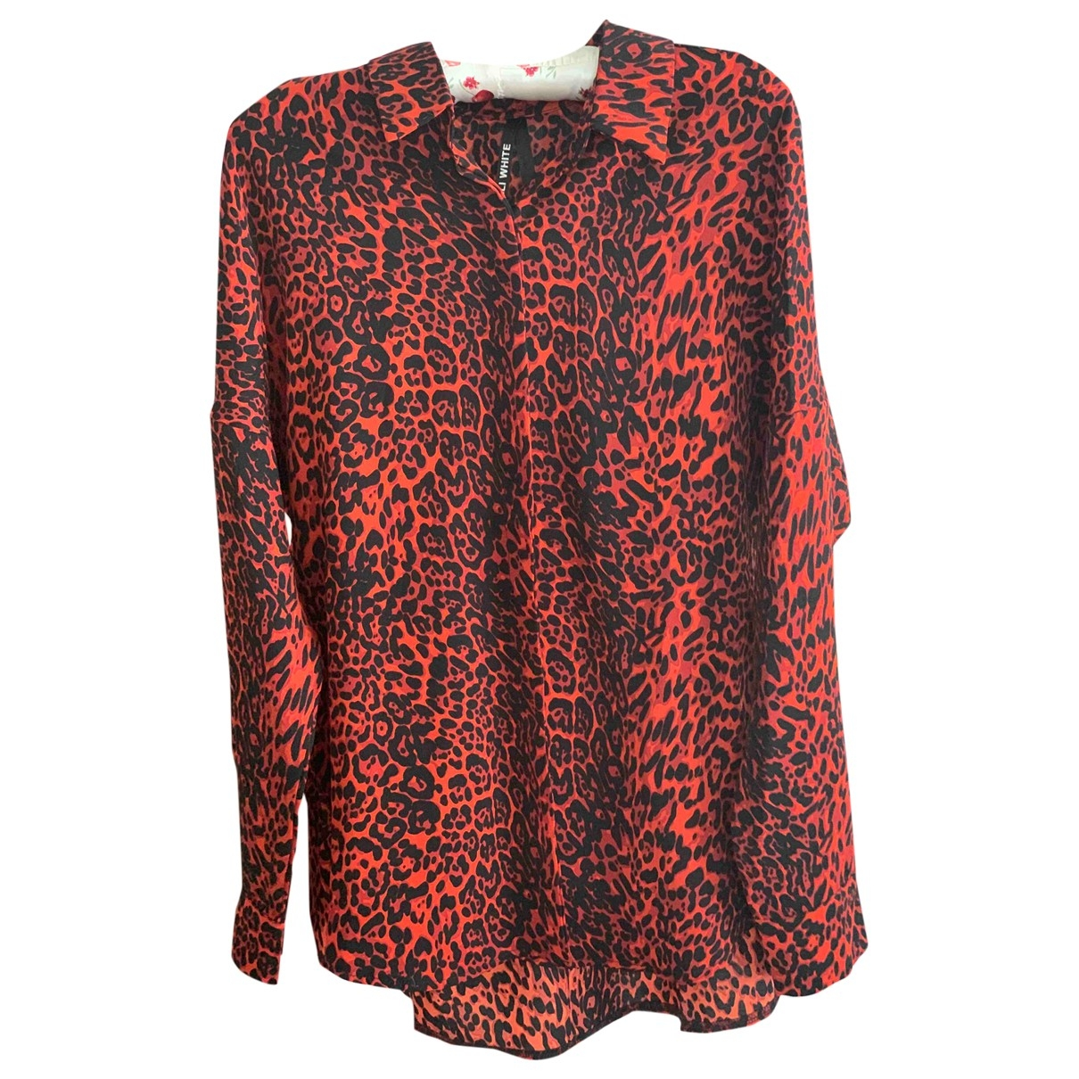 Non Signé / Unsigned Oversize  top for Women S International