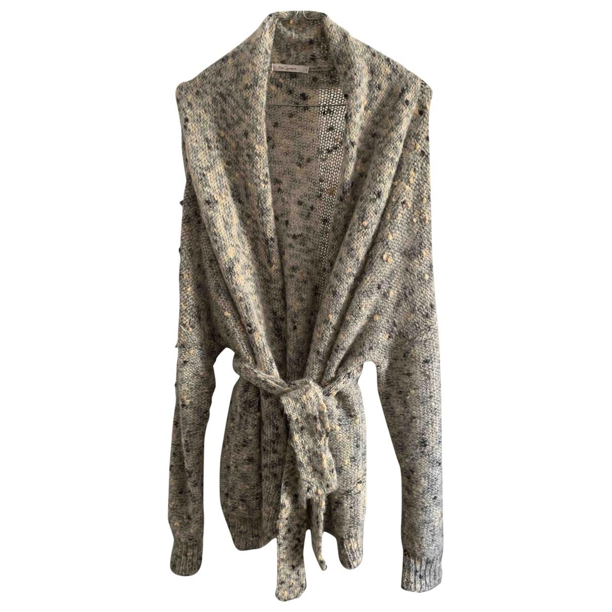 Mes Demoiselles ... - Veste   pour femme en laine - gris
