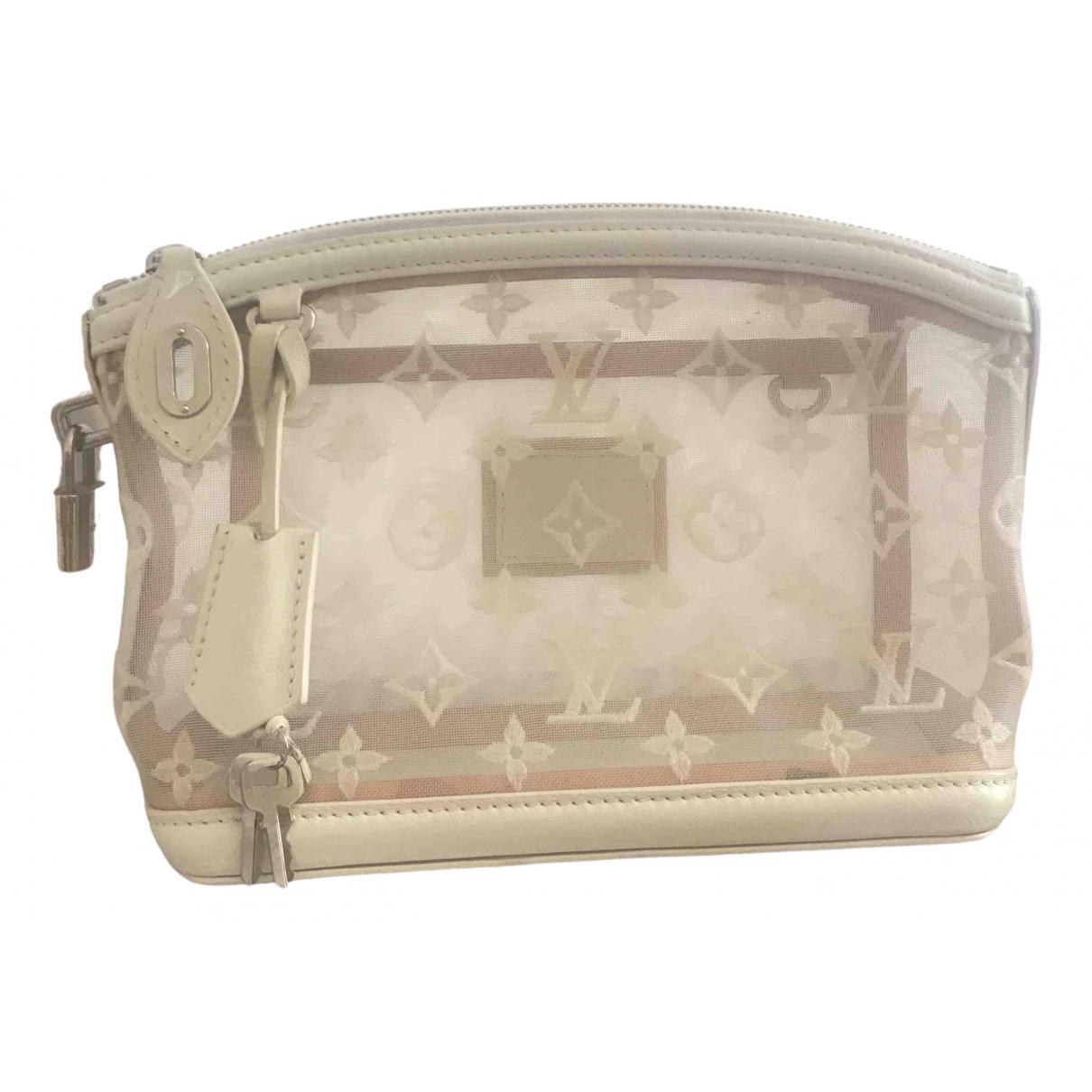 Pochette Lockit de Cuero Louis Vuitton