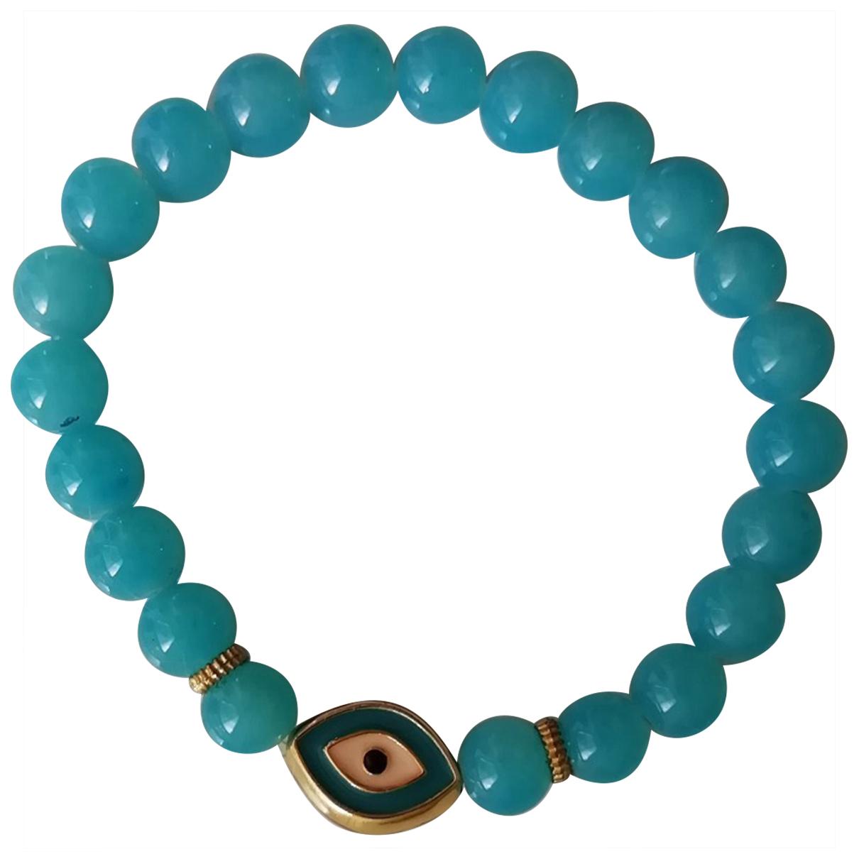- Bracelet Turquoises pour femme en perles - turquoise