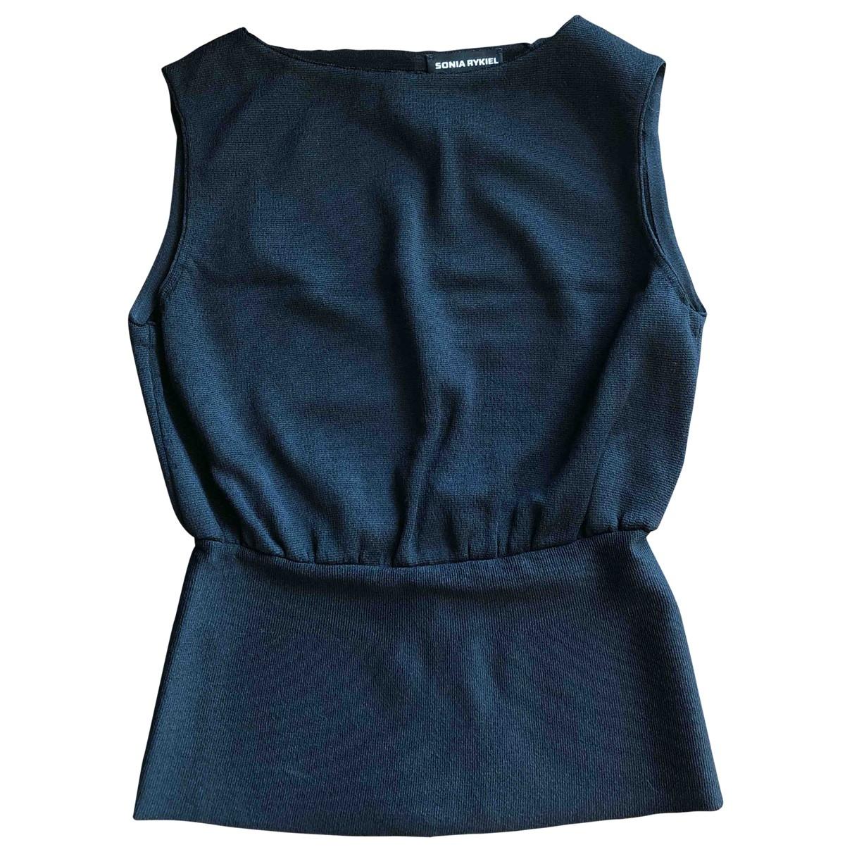 Sonia Rykiel \N Black  top for Women 36 IT