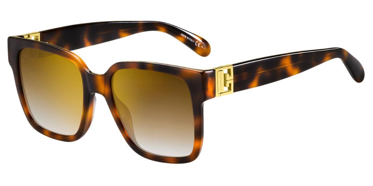 Givenchy GV 7141/G/S SX7/JL Women's Sunglasses Tortoise Size 53