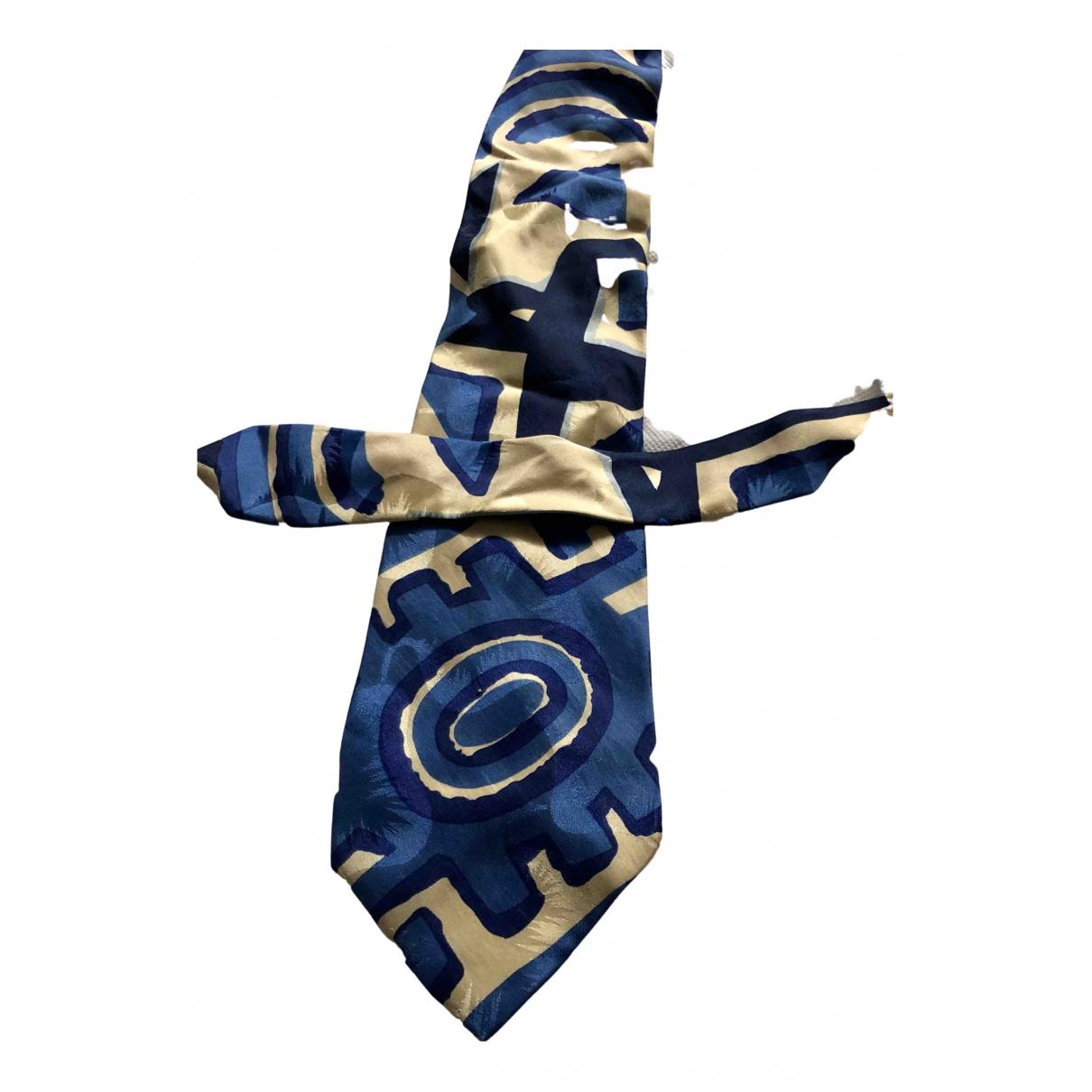 Byblos \N Krawatten in  Bunt Seide