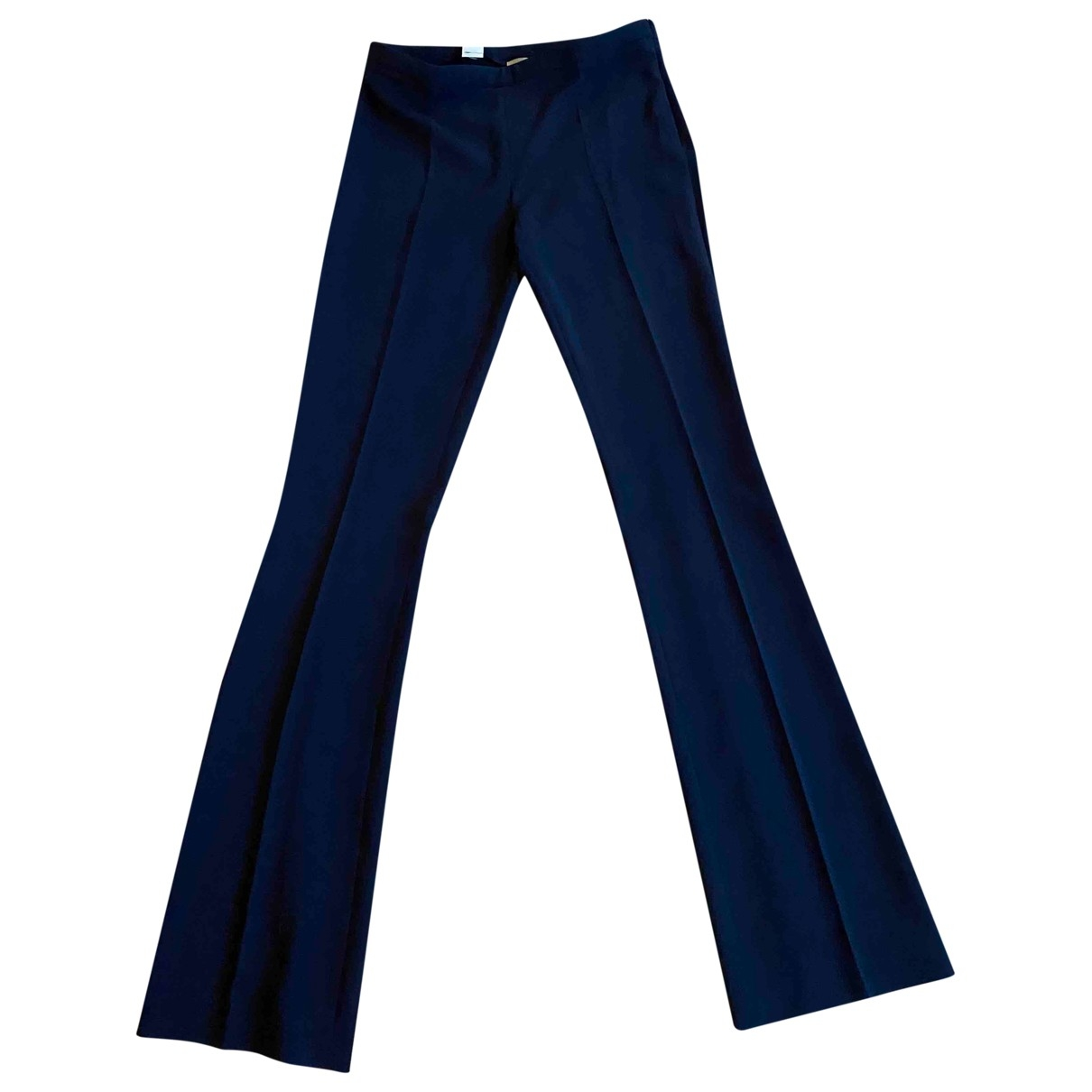 Pantalon en Sintetico Azul Philosophy Di Alberta Ferretti