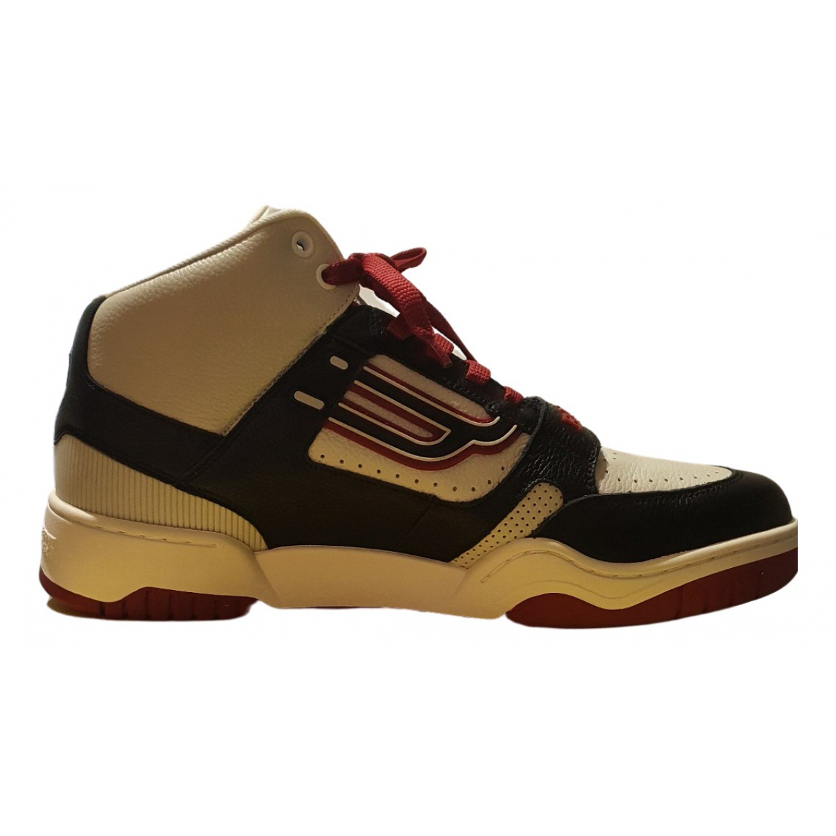 Bally \N Multicolour Leather Trainers for Men 43.5 EU