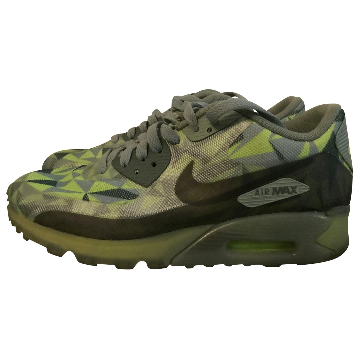 Nike Air Max 90 Green Trainers for Women 40 EU