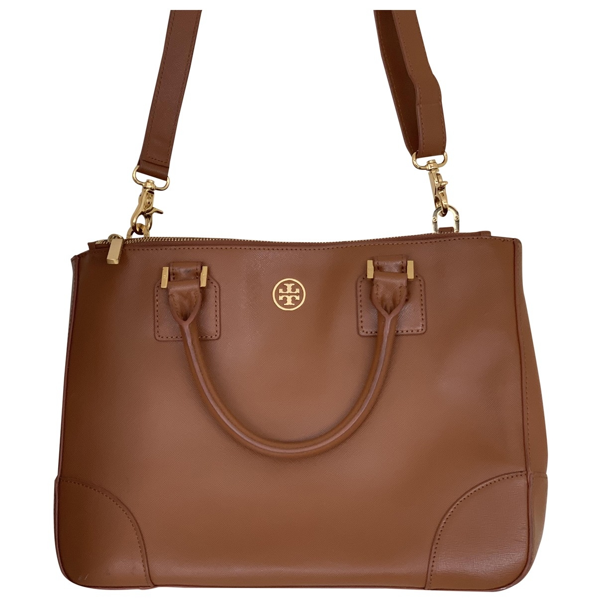 Tory Burch \N Camel handbag for Women \N