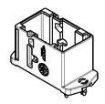 TE Connectivity , Micro Quadlock System Automotive Connector Plug 2 Row 32 Way, Solder Termination, Green